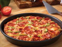 Картофельная пицца на сковороде за 10 минут– этим блюдом люблю удивить гостей