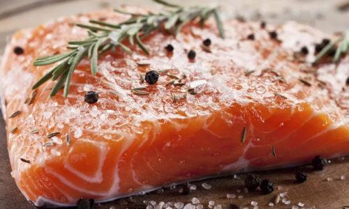 Рецепт красной малосольной рыбы в домашних условиях