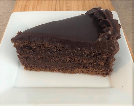 """Королевский шоколадный торт """"К Дню Рождения"""""""