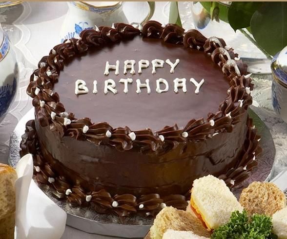 шоколадный бисквитный торт Елизаветы II