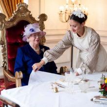 Меню королевской кухни, или как питается ее величество королева Елизавета II