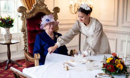 как питается ее величество королева Елизавета II