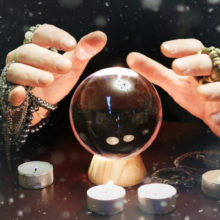 Магический шар предсказаний: для чего он нужен и как его использовать