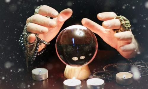 Как гадать с помощью магического шара