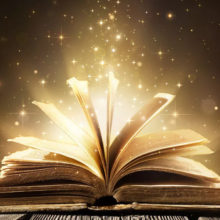 Гадание онлайн «Книга судеб»