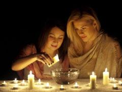 Гадание на свече и воде онлайн бесплатно