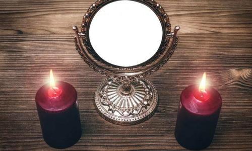 Онлайн гадание на зеркале