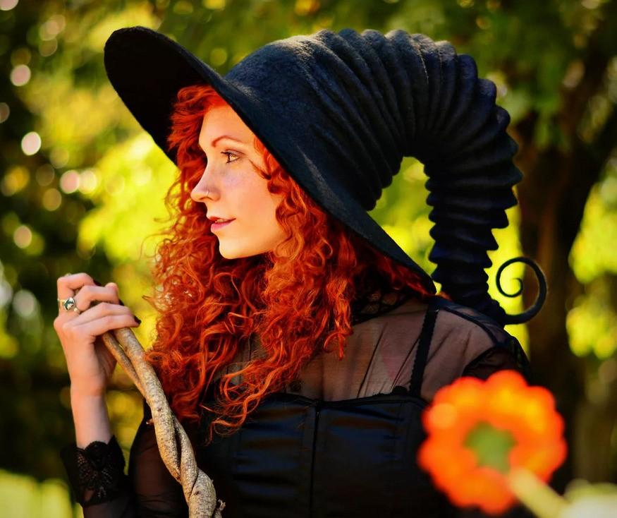 Современная ведьма